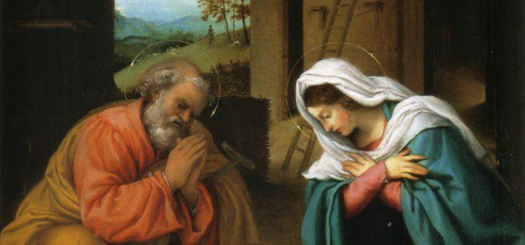 Na dobro Vam došao Božić i porođenje Gospodinovo!