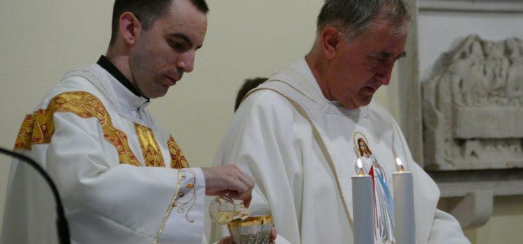 Župnik don Tomislav Topčić predvodio Euharistijsko slavlje na svetkovinu sv. Roka na splitskom Manušu