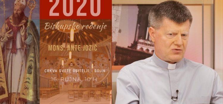 Pratite uživo: Biskupsko ređenje mons. Ante Jozića (16. rujna u 10:00 h)
