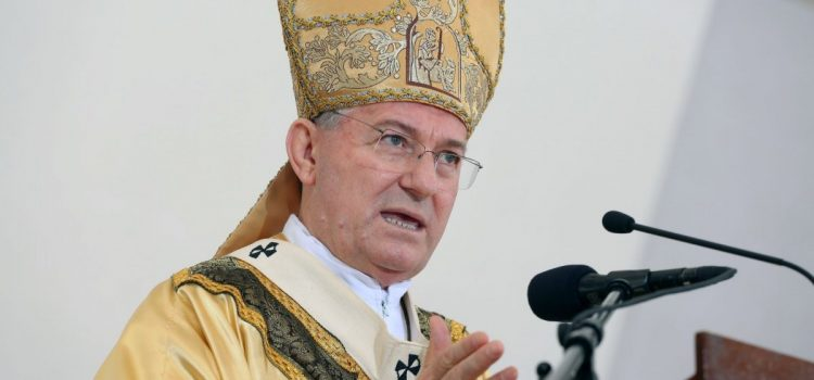 Pismo nadbiskupa Barišića svećenicima, redovnicima i redovnicama u svezi s opasnošću od zaraze koronavirusom