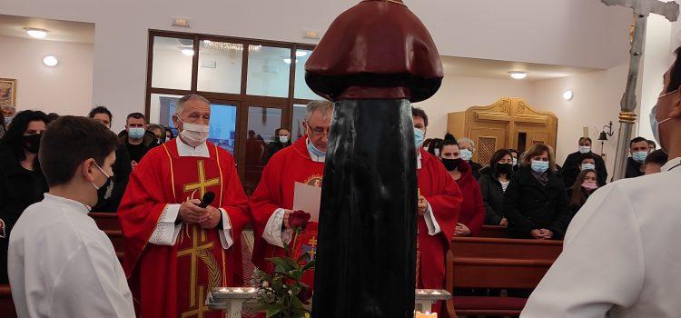 Proslavljen blagdan blaženog kardinala Alojzija Stepinca u župi Košute