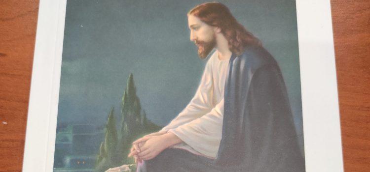 """Iz tiska izišla nova župnikova knjiga """"Gospodin je put, istina i život"""""""